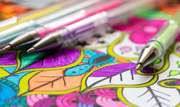 4 Easy Steps To Start Adult Coloring Today