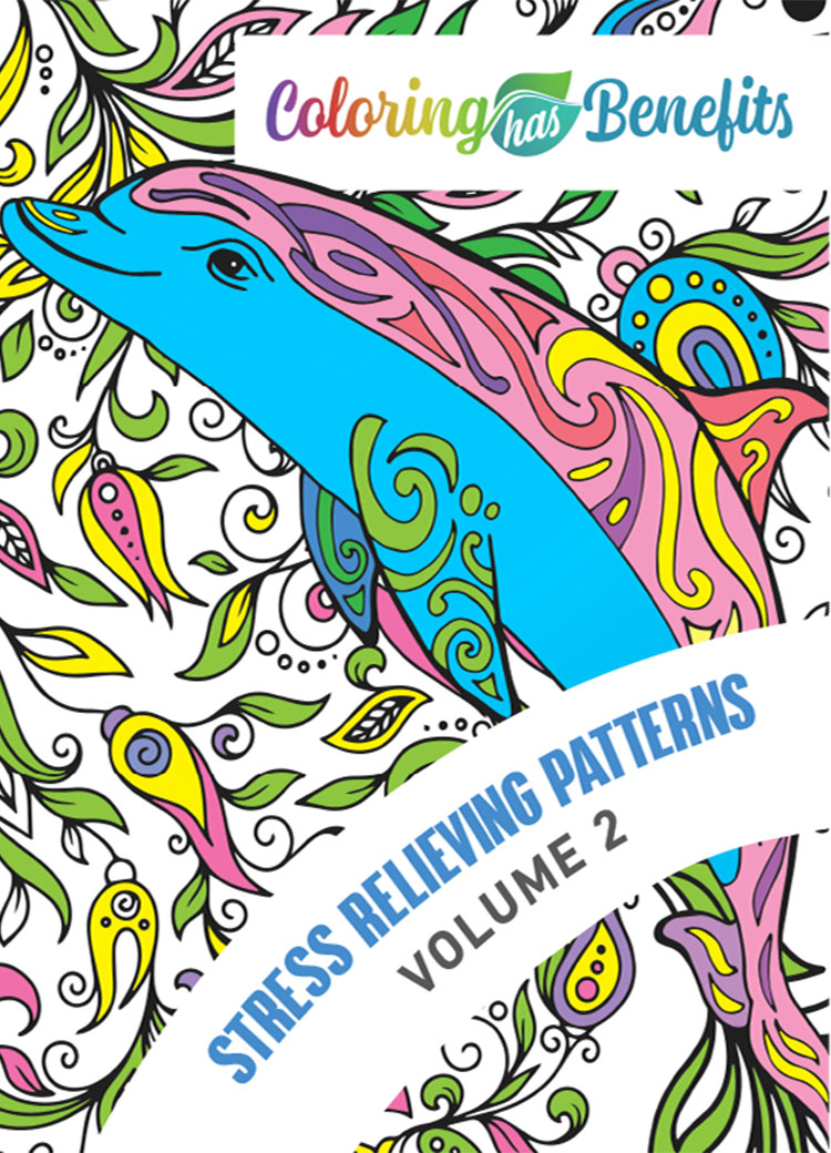Stress Relieving Patterns: Volume Two