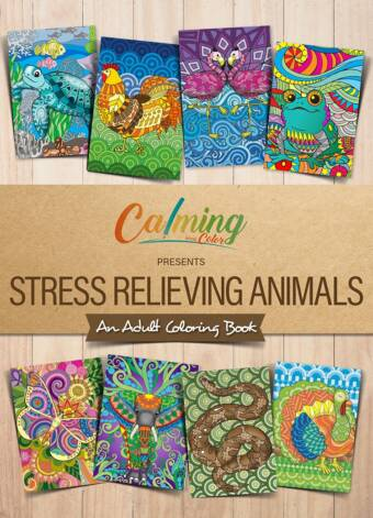 Stress Relieving Animals